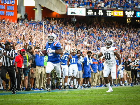 The Power and The Glory have returned to The Swamp. #Resiliency is still needed.