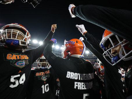 Spring Practice Kicks Off A Month Early As Florida Gators Look To Accelerate the Learning Curve