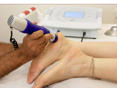 דורבן בעקב - דלקת בכף הרגל