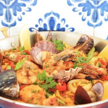Paella do mar