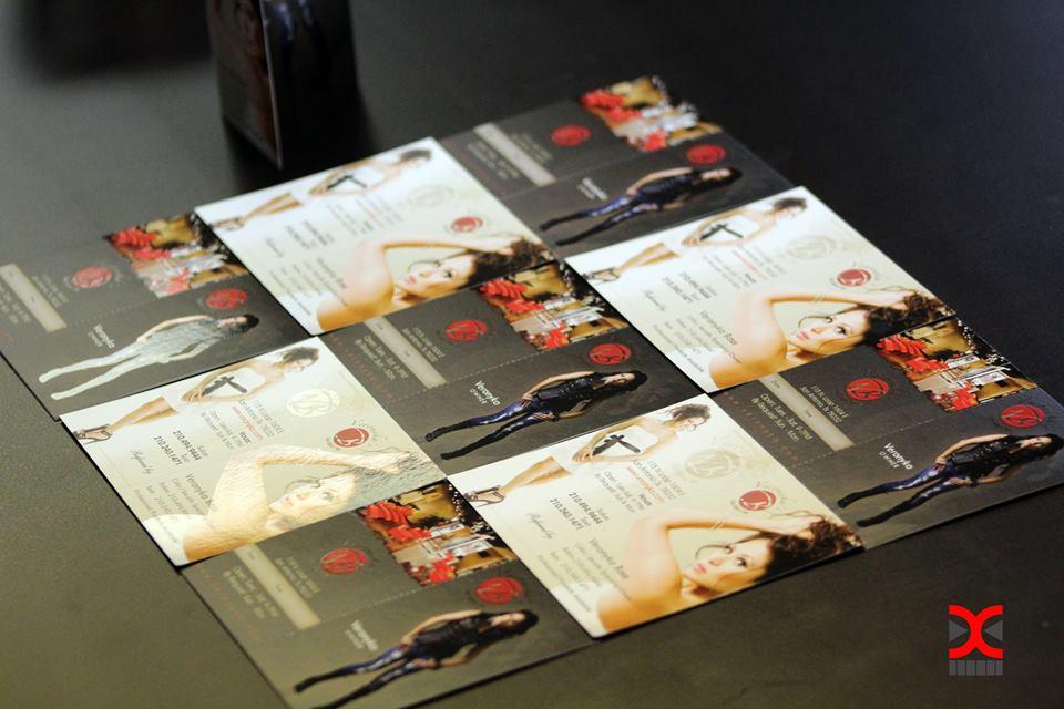 Spot UV Cards