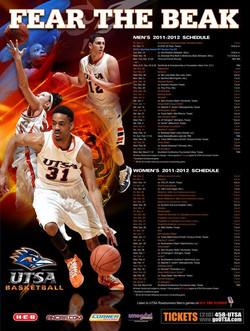 UTSA Sport Calendar
