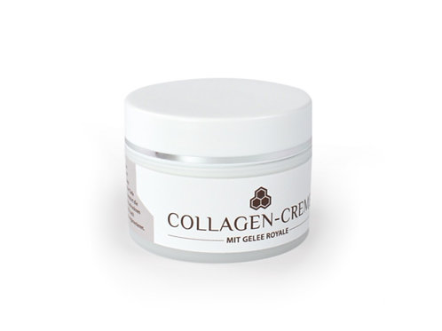 Anti Aging Intensivcreme mit Collagen und Gelee Royale