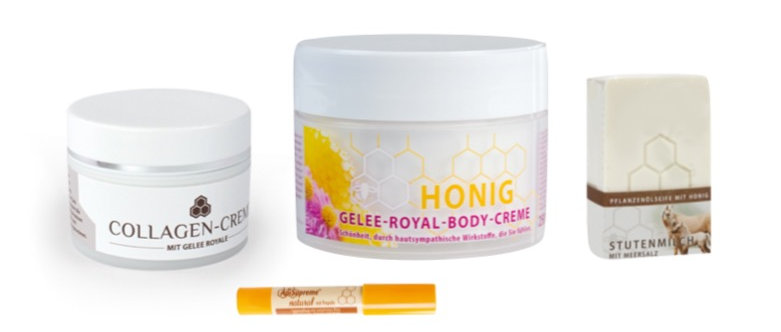 """Set """"Natural Beauty"""" - hochwertige Beauty Produkte im Set - 20% Rabatt"""