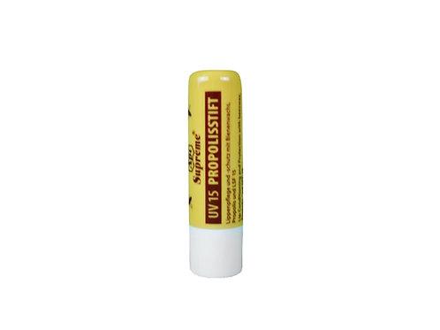 Lippenpflege mit Bienenwachs und Propolis - Lichtschutzfaktor 15