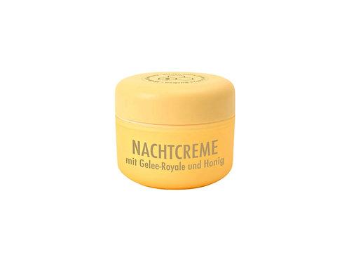 Honig-Hautcreme mit Gelee-Royale Tages- und Nachtcreme