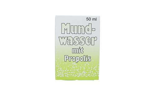 Propolis Mundwasser