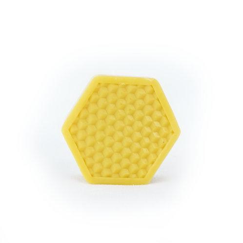 Pflanzenölseife Honigwabe