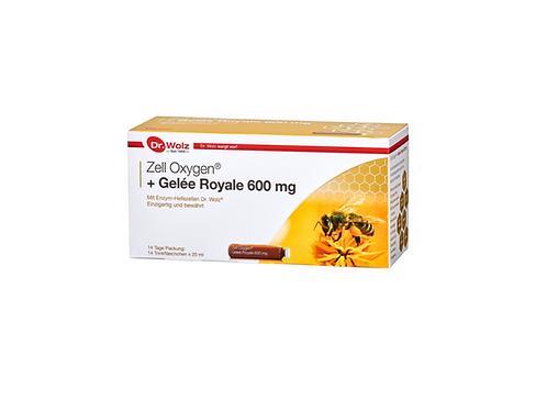 Zell Oxygen mit Gelee Royale - Trinkampullen