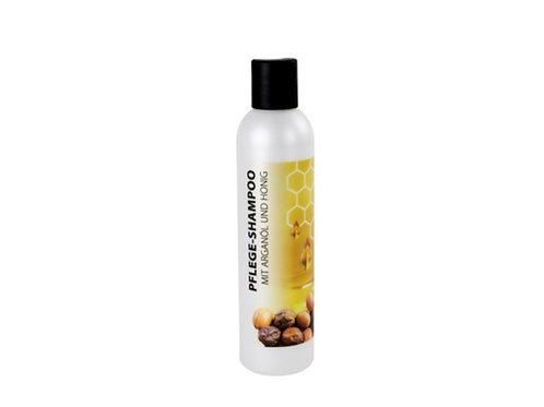 Arganöl Shampoo mit Honig und Panthenol, silikon- und parabenfrei