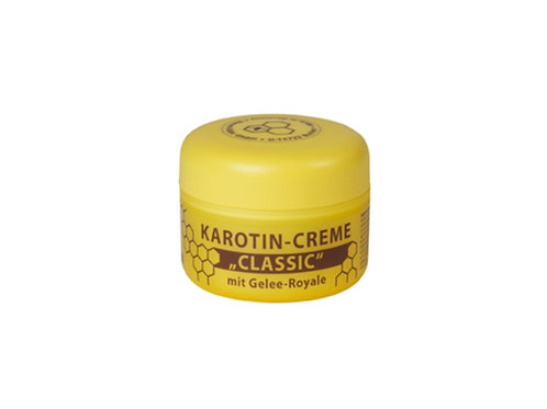 Reichhaltige Karotin-Creme mit Gelee Royale