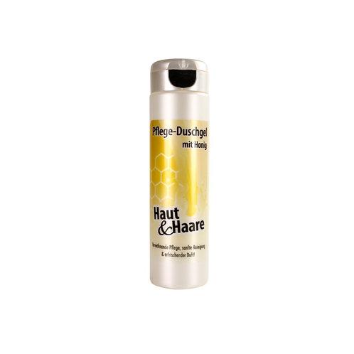 Kombi-Pflegeduschgel für Haut & Haare mit Honig
