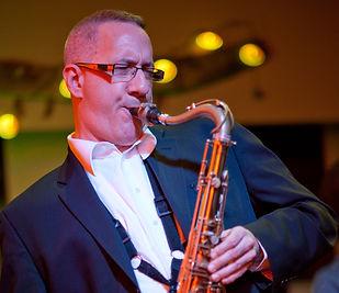 Jim Gailloreto tenor sax