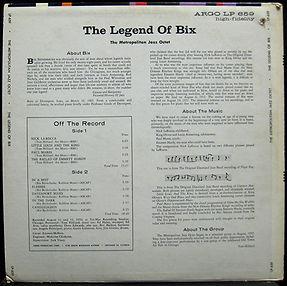 The Ledgnd Of Bix