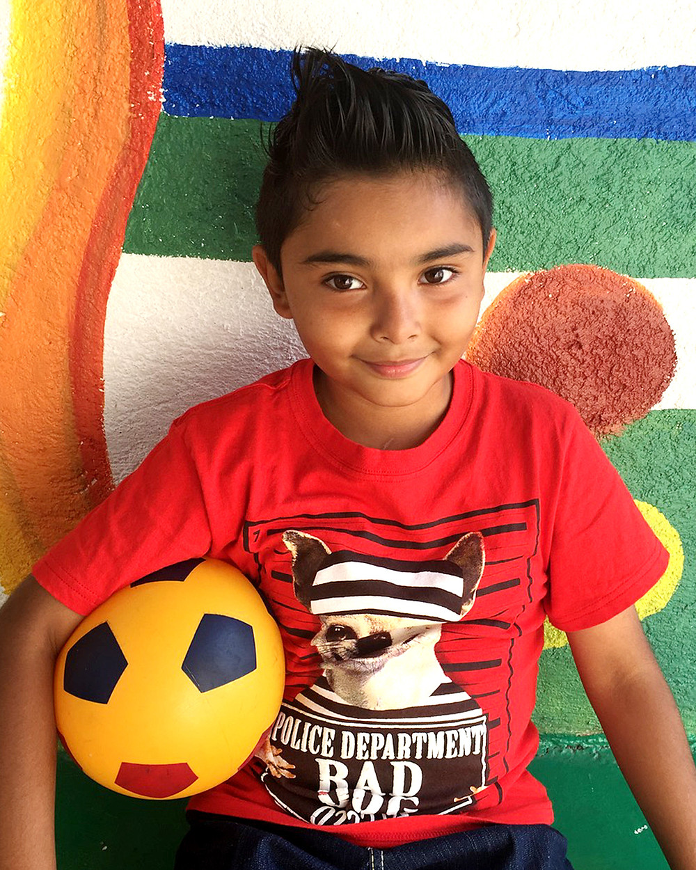 Gabriel, 9 years old