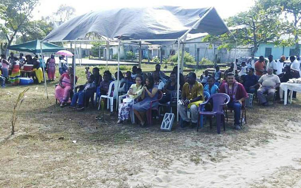 Bible Day in Honduras