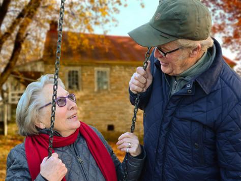 Ook voor opa's en oma's kan een scheiding gevolgen hebben.