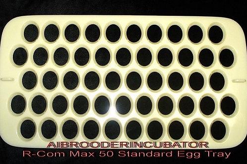 RCOM 50 STANDARD CHICKEN AVIAN  EGG TRAY  FOR MAX / PRO / USB  50