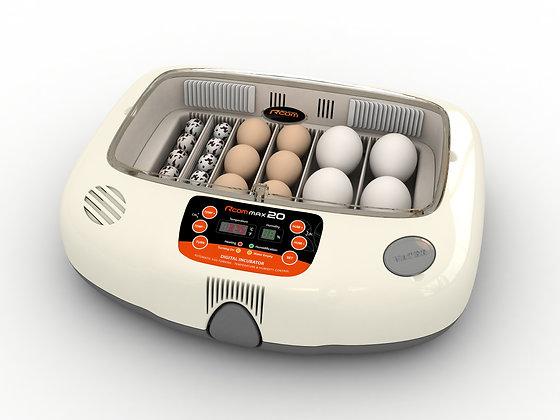 RCOM MAX 20 MX20  Incubator Automatic
