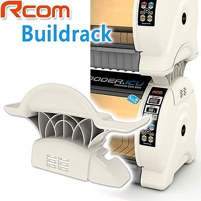 R-Com Building Stack Racks for  Brooders and Curadle