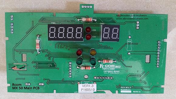 R-COM 50 RCOM Main PCB ASM 50 Max MX-50
