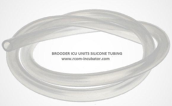 Rcom Curadle Brooder Silicone tubing