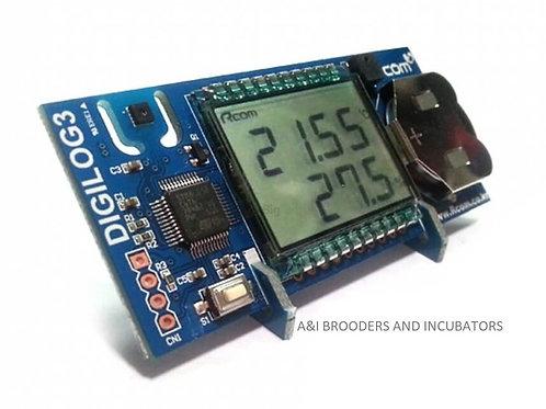 R-COM RCOM DigiLog3 Temperature and Humidity sensor PX-V3