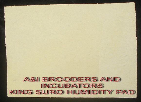 RCOM King Suro Humidity Pad
