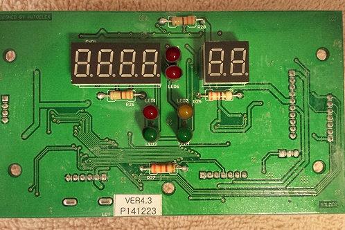 RCOM 20 Main PCB ASM 20 Max MX-20 Part # H20-A218M-10