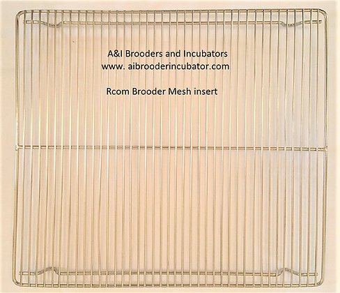 R-COM STAINLESS STEEL MESH MEDIUM BROODER CURADLE FLOOR