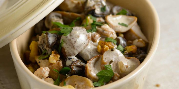 fricassee-d-escargots-aux-cepes