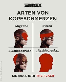 TheFlash-ArtenVonKopfschmerzen-CR.png