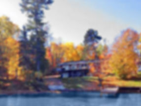 Bigwater cottage on Lake Nipissing