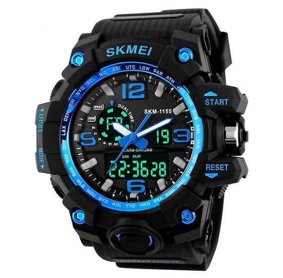 Scossa Digital Watch