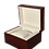 Thumbnail: Gloss Red Oak Mini Watch Case