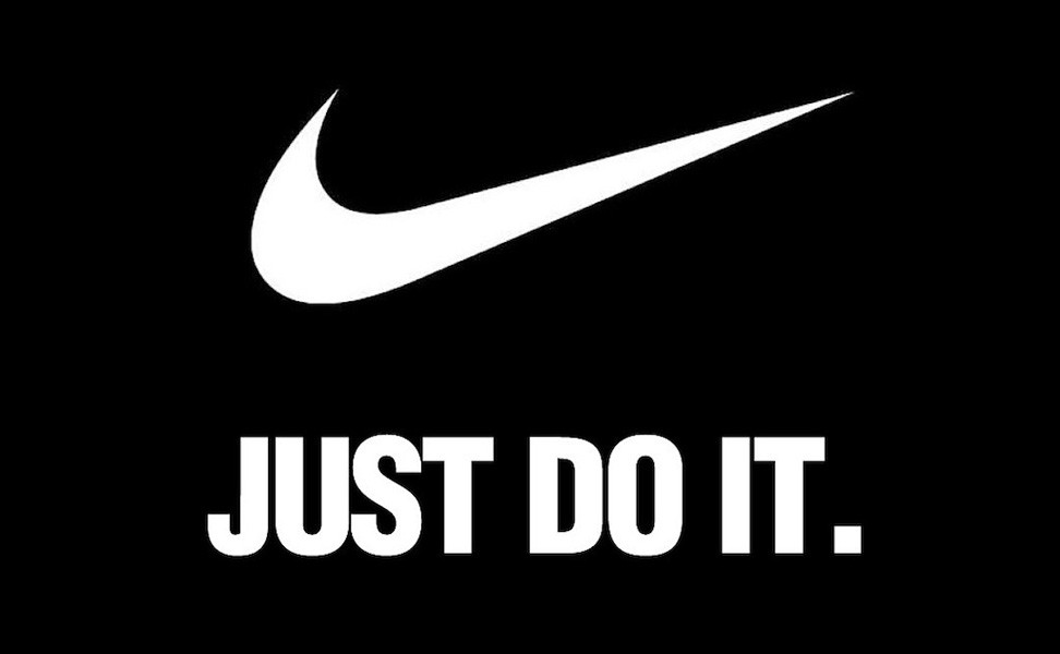 Nike Just Do It - logo