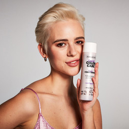 Blonde Ambition - Fight the Fade with the New Marc Anthony Complete Colour Care™Collection.