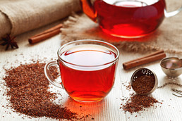 A cup of Rooibos a Day, Good for reproductive health.