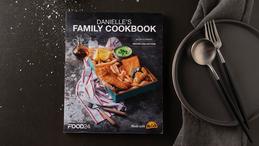 Create your ultimate family recipe keepsake.
