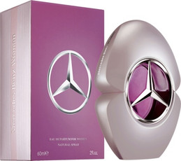 Mercedes-Benz Parfum for Him and Her.
