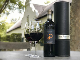Grande Provence launches the first Merlot.