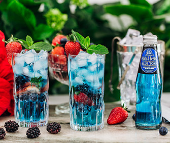 Fitch & Leedes launches sensational new Blue Tonic.