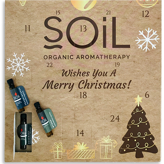 Christmas Countdown Advent Calendar   Join SOiL on A 24 Day Wellness Journey.