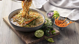 Favorite Recipe for the day with Maggi South Africa - Creamy Maggi Noodle Soup