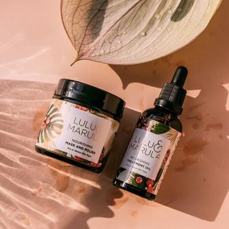Get your skin Autumn ready with LULU & MARULA.