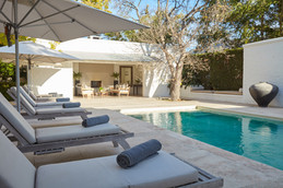Luxury House Party accommodation package at Grande Provence