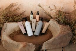 Amanda du-Pont launches African skincare range.