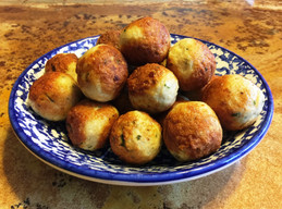 Celebrating National Meatball Day... with fabulous recipes from two Capsicum chefs.