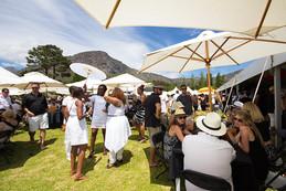 The Franschhoek Cap Classique & Champagne Festival, 'The Magic of Bubbles'30 November & 1 December.