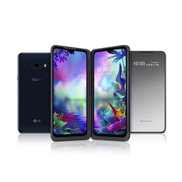 MULTITASK LIKE A PRO WITH THE LG G8XThinQ.